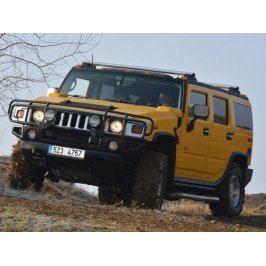 Zážitek - Jízda autem Hummer H2 - Středočeský kraj