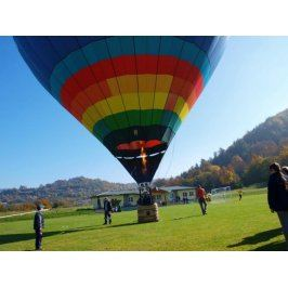 Zážitek - Let balónem - Ústecký kraj