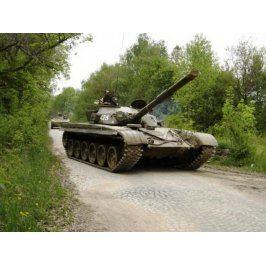 Zážitek - Řízení obrněného bojového tanku T-55 - Středočeský kraj