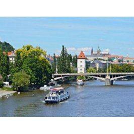 Zážitek - Plavba lodí po Vltavě - Praha