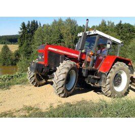 Zážitek - Offroadová jízda traktorem - Vysočina