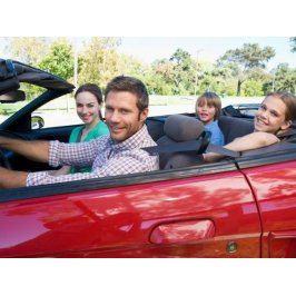 Zážitek - Školení bezpečné jízdy pro rodiny - Ústecký kraj