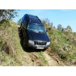 Zážitek - Extreme jízda v Jeepu - Vysočina