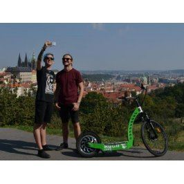 Zážitek - Projížďky na elektrokoloběžce - Praha