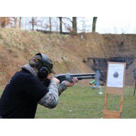 Zážitek - Střelba na venkovní střelnici - Středočeský kraj
