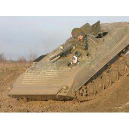 Zážitek - Řízení bojového vozu BVP - Středočeský kraj