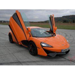Zážitek - Jízda v supersportu McLaren - Praha