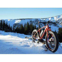 Zážitek - Jízda na sněhu na fatbike - Královéhradecký kraj