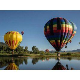 Zážitek - Soukromý let balónem - Zlínský kraj