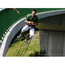 Zážitek - Bungee jumping - Kieneova houpačka - Ústecký kraj