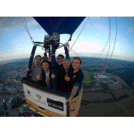 Zážitek - Let balónem pro chlapy - Středočeský kraj