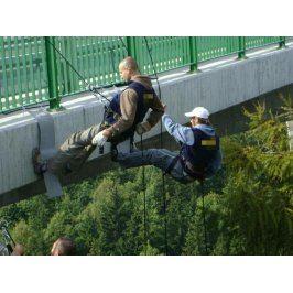 Zážitek - Slaňování z mostu a věže - Liberecký kraj