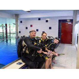Zážitek - Ochutnávka potápění ve věži - Liberecký kraj