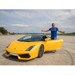 Zážitek - Jízda v Lamborghini Gallardo LP 560 v Čechách - Praha
