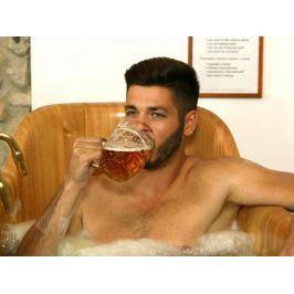 Zážitek - Pivní koupel s neomezenou konzumací piva Bernard - Praha