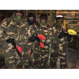 Zážitek - Army pánská jízda v paintballové aréně - Liberecký kraj