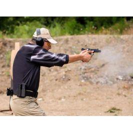 Zážitek - Střílení na lidi - Jihočeský kraj