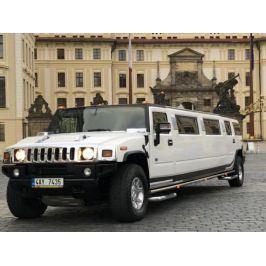 Zážitek - Párty jízda v Hummer limuzíně - Praha