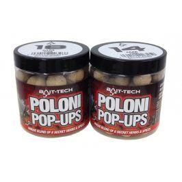 Bait-Tech Boilies Poloni Pop-Ups 18mm 70g