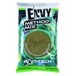 Bait-Tech Method mix ENVY GREEN HEMP / HALIBUT MIX 2kg