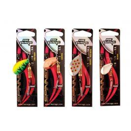Fox Rage Rotační třpytka Blade French Spinner Size 4 - 9,6g