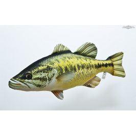 Gaby Polštář Black Bass - 67 cm
