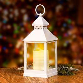 Tématická lucerna s LED svíčkou