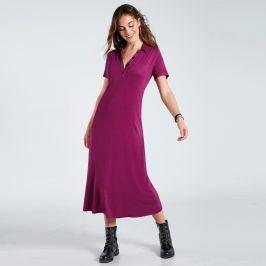 Venca Košilové šaty růžová S