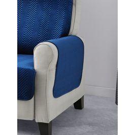 Venca Protiskluzová ochrana na opěrky, 2 ks modrá
