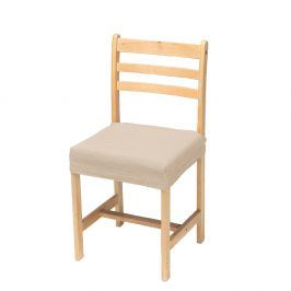 Venca Potah na sedák židle slonová kost