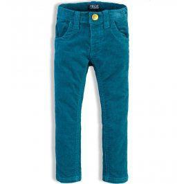 Kojenecké manžestrové kalhoty MINOTI KITTY Velikost: 80-86
