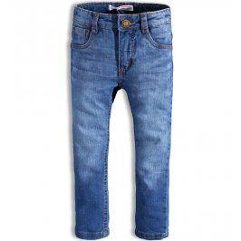 Dětské džíny MINOTI CRAFTED modré Velikost: 80