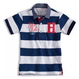 Chlapecké polo tričko MINOTI POLO CLUB bílé Velikost: 92