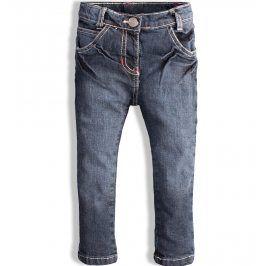 Dívčí džíny MINOTI DAY modré Velikost: 86-92