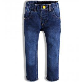 Chlapecké džíny MINOTI HONOUR modré Velikost: 86-92