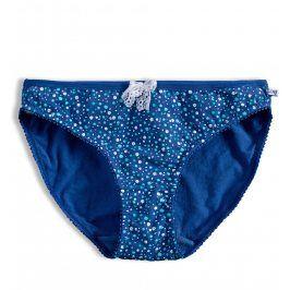 Dívčí kalhotky KEY KVÍTKY modré Velikost: 140-146