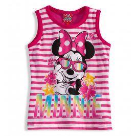 Dívčí tílko Disney MINNIE růžové Velikost: 98