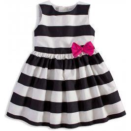 Dívčí pruhované šaty MINOTI PERFECT Velikost: 98-104