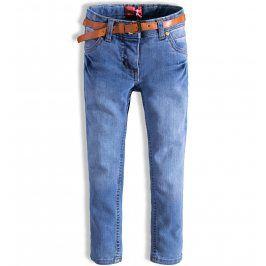 Dívčí džíny MINOTI TRIBAL modré Velikost: 98-104