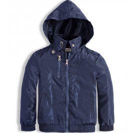 Dětská jarní bunda KNOT SO BAD ACTIVE tmavě modrá Velikost: 92