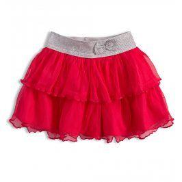 Dětská tutu sukně DIRKJE růžová Velikost: 86