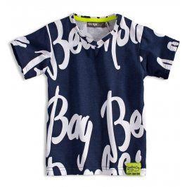 Chlapecké tričko DIRKJE BEACH tmavě modré Velikost: 92