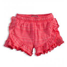 Dívčí šortky DIRKJE BEAUTIES růžové Velikost: 92