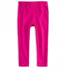 Dívčí 7/8 leginy KNOT SO BAD BUTTERFLY pink růžové Velikost: 92
