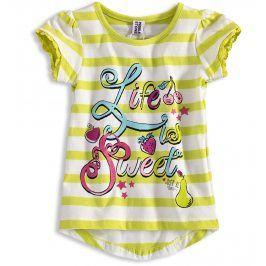 Dívčí tričko PEBBLESTONE SWEET Velikost: 92-98