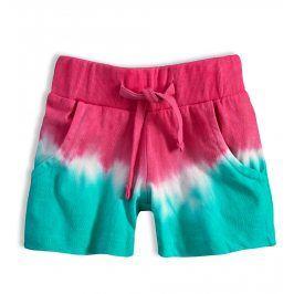 Dívčí šortky KNOT SO BAD BATIKA růžový pas Velikost: 92