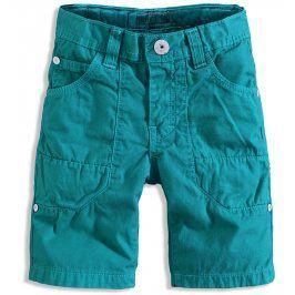Chlapecké šortky PEBBLESTONE THE NORTH modré Velikost: 92-98