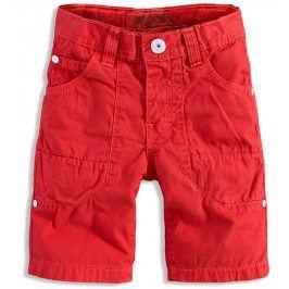 Chlapecké šortky PEBBLESTONE THE NORTH oranžové Velikost: 92-98