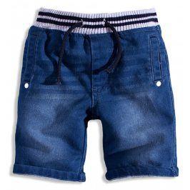 Chlapecké šortky MINOTI GREEN šedý pas Velikost: 98-104