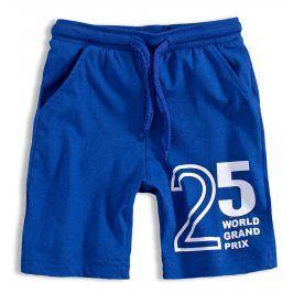 Chlapecké šortky Mix´nMATCH GRAND PRIX modré Velikost: 98